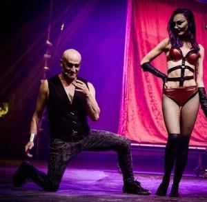 """Dal 18 novembre al 4 dicembre lo strepitoso Paranormal Circus con """"The Kingdom"""""""