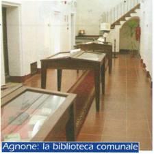 Agnone biblioteca comunale - particolare