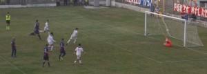 Penalty trasformato da Cannavò (Milazzo)