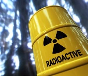 bidone radioattivo