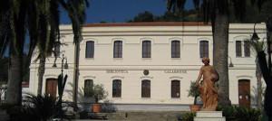 palazzo della BIBLIOTECA CALABRESE di Soriano Calabro