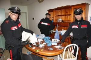 Il crack arriva a Palermo. I Carabinieri scovano una crack house