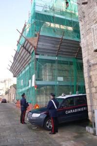 Carabinieri e Direzione Territoriale del Lavoro. Ispezionati due cantieri nel messinese: 17 denunciati. e 400 mila euro di sanzioni elevate.