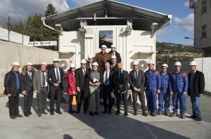 Inaugurazione Centro Satellite Lamezia