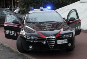 Nucleo radiomobile carabinieri: arrestati padre e figlio per furto a Messina
