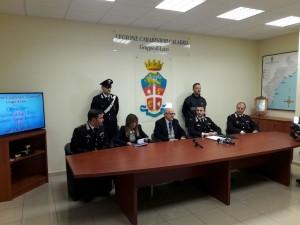 Siderno (Rc). Carabinieri: arresti domiciliari perchè ritenuto responsabile di concorso in favoreggiamento e sfruttamento della prostituzione.