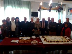 Asp Catanzaro: si è tenuto il tradizionale pranzo sociale del CSM di Montepaone