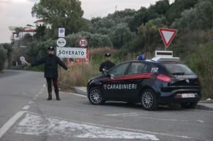 Soverato (Cz). Insegue in auto la ex convivente e la tampona: arrestato un 28enne dai Carabinieri