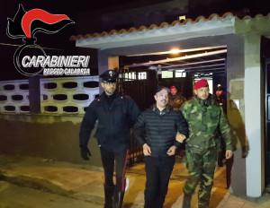 Gioia Tauro (Rc). I Carabinieri hanno tratto in arresto il latitante Pesce Antonino