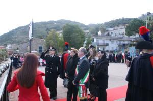 Caronia (Me). Intitolazione Piazza al Maresciallo Salvatore Giuffrida