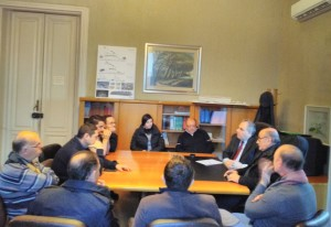 riunione sindaci 12 gennaio