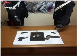 San Sostene (Cz). Sorpreso con armi e munizioni: arrestato un 61 enne