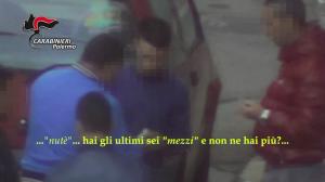 """Palermo. Operazione Teseo: i Carabinieri disarticolano la """"Prima"""" associazione dedita al traffico di sostanze stupefacenti all'interno dello Zen 2"""