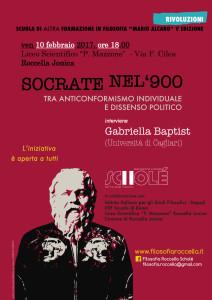 """Roccella Jonica (Rc). L'Associazione Culturale Scholé inaugura la V edizione della Scuola """"Alcaro"""""""
