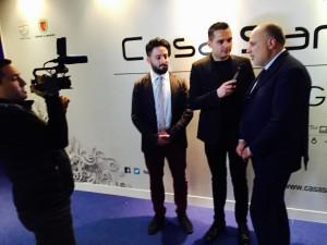 CROSIA Casa Sanremo Giuseppe Greco intervista