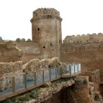 Castello di Le Castella - scorcio con Torre