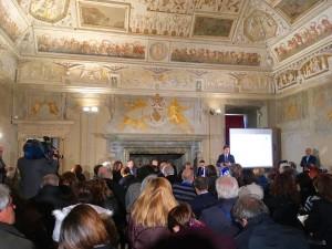 Conferenza di presentazione ufficiale 2017 anno dei borghi italiani