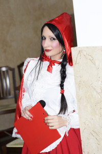 Daniela Cavallaro presentatrice