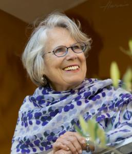 Judith Harris giornalista USA in Italia 2016