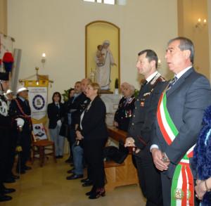 San Filippo del Mela (Me) – 17 febbraio 2017. Commemorazione 25° anniversario della morte del car. M.O.V.M Fortunato Arena.