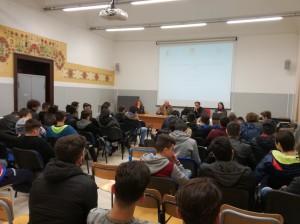 """Palermo. Pio La Torre: memoria dell'antimafia all'ITG """"F. Parlatore"""""""