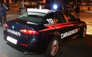 carabinieri Radiomobile messina