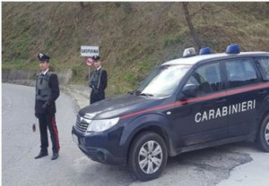 carabinieri gasperina