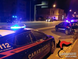 Gruppo Carabinieri di Locri (Rc).  Focus 'ndrangheta: 2 arresti, 2 persone denunciate e 5 patenti ritirate.