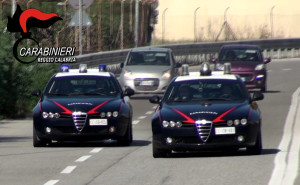 Melito Porto Salvo (Rc). Carabinieri: 13 persone denunciate in stato di liberta' alla procura della repubblica presso il Tribunale di Reggio di Calabria.