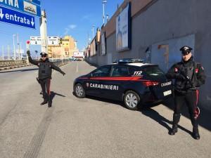 carabinieri villa s. giovanni traghetti