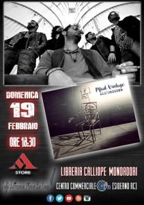"""Siderno (Rc). I Mad Vintage presentano l'album """"All'origine"""" alla libreria Mondadori"""