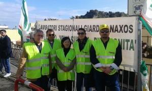 manifestazione Taormina