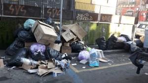Catania. Tutela ambientale, due interventi dei Vigili Urbani