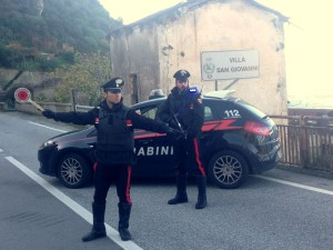 Carabinieri Villa S. Giovanni