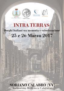 LOCANDINA 25-26 Marzo 2017 borghi da valorizzare