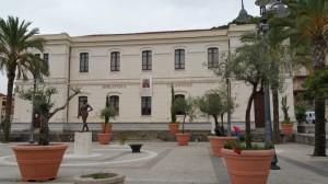 Palazzo della Biblioteca Calabrese di Soriano Calabro VV