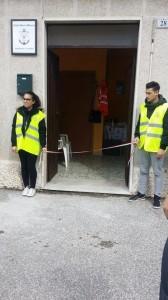 """Milazzo (Me). Inaugurata a molo Marullo la nuova sede della """"Stella Maris"""""""