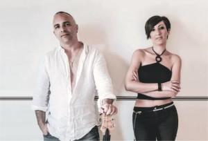 """Bovalino (Rc). """"La stessa distanza"""": il nuovo progetto musicale di Beatrice Scarfò e Christian Clemente"""