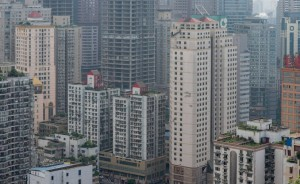 giungla urbana - citt_ della Cina