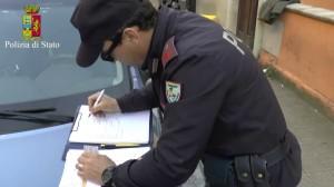 polizia multa