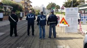Giardini Naxos (Me). Interforze: Ispezioni antimafia presso un cantiere sito in Giardini Naxos