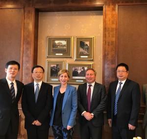 Sottosegretario Bianchi a Shanghai per rafforzare sinergie Italia e Cina nel turismo.