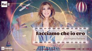Il cral dell'Asrem di Agnone negli studi Rai di Roma                                                                                                       per lo show dell'attrice comica Virginia Raffaele