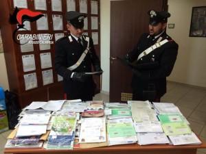 Locri (Rc). Carabinieri: non consegna la posta, dipendente denunciato
