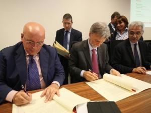 Regione Calabria. Nuova Ferrovia Jonica: sottoscritto l'accordo.