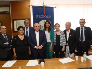 Regione Calabria. Approvato il protocollo con l'Agenzia del Demanio.