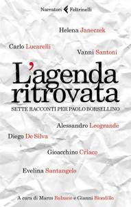 """""""L'Agenda ritrovata"""": Gioacchino Criaco tra gli autori dei racconti per Borsellino"""