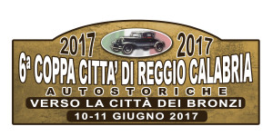 """""""Coppa Città di Reggio Calabria – Auto Storiche"""" da Reggio Calabria a Riace. Sabato 10 e domenica 11 giugno 2017."""