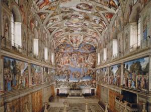 michelangelo-cappella-sistina-vaticano-1537-41-vaticano