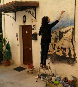 Lettere su Badolato n. 24. Capitolo 21. La mancata realizzazione di 35 murales nel 1975.